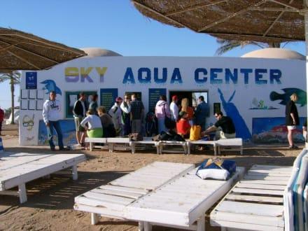 Sky Aqua Center - Schnorcheln Hurghada