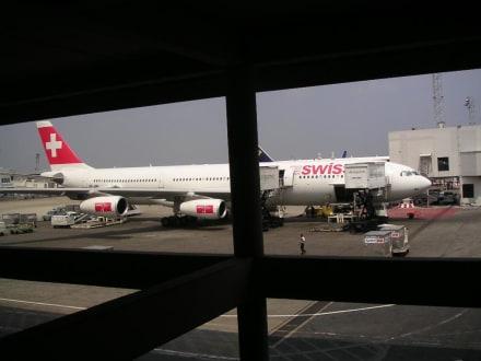 Swiss Air - Flughafen Bangkok-Suvarnabhumi (BKK)