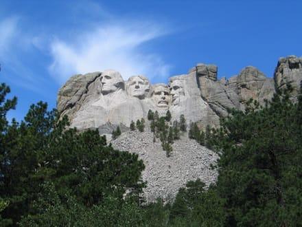 Mount Rushmore - Mount Rushmore