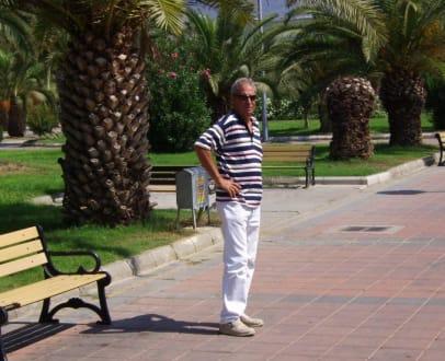 Promenade im Hafen von Alanya - Hafen Alanya