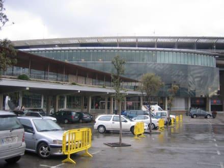 Nou Camp Stasion - Camp Nou Stadion