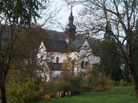 Klostergelände Eberbach - Kloster Eberbach