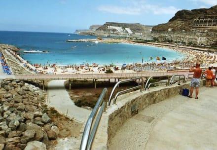 Playa Amadores - Strand Playa de Amadores
