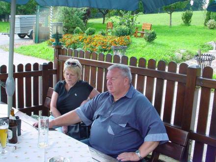 Prost - Restaurant zur Grünen Au