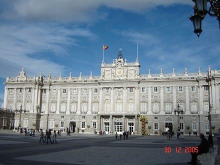 Palacio Real Madrid - das Königsschloss - Palacio Real
