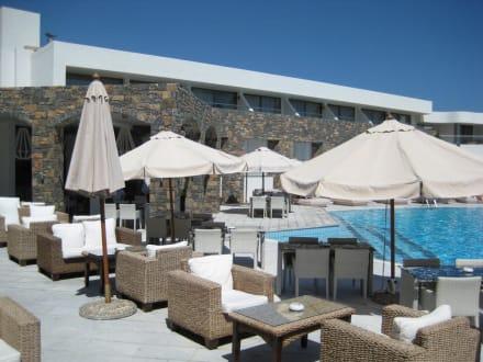 Pool - The Island Hotel