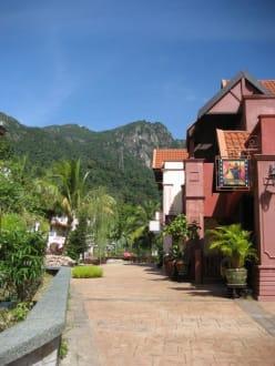 Im Oriental Village - Oriental Village