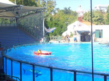 Zoo Lissabon - Zoologischer Garten Lissabon