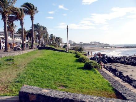 Playa de Las Americas - Strand Playa de las Americas