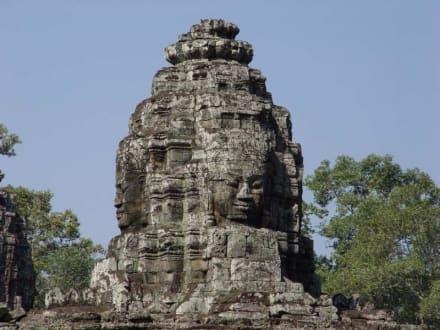 Angkor Thom - Tempel Angkor Thom