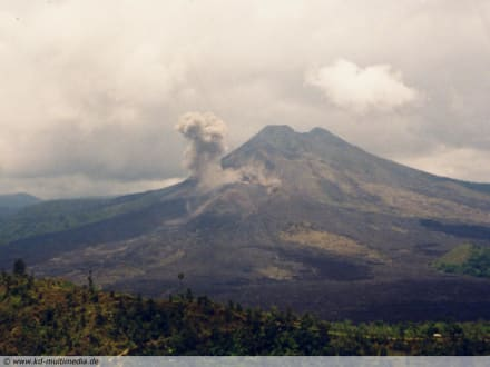 Mount Batur - Batur Vulkan