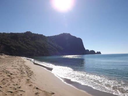 Alanya - Kleopatra Beach - Strand Kleopatra/Strand Damlatasch