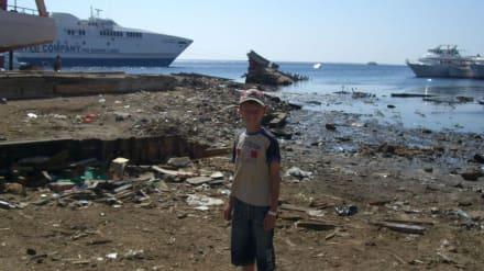 Mein Neffe Michel - Bootswerft Hurghada