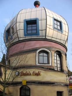 Waldspirale Turm - Hundertwasserhaus Waldspirale