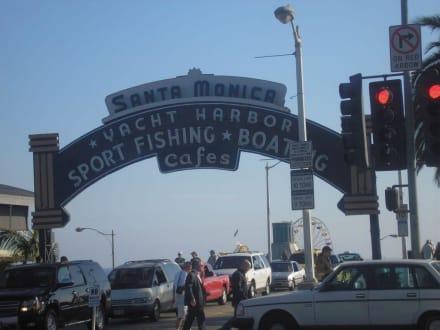 Santa Monica Pier - Santa Monica Pier