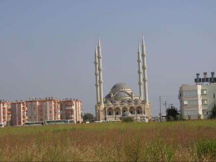 Moschee in Manavgat - Külliye Moschee