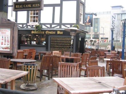 Sinclairs Oyster bar - Sinclairs Oyster Bar