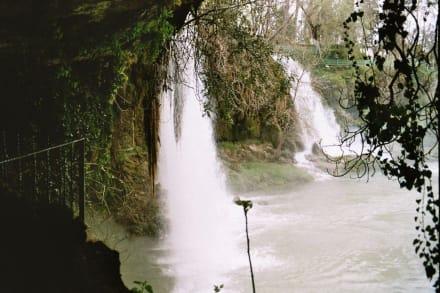Oberer Düden - Oberer Düden Wasserfall