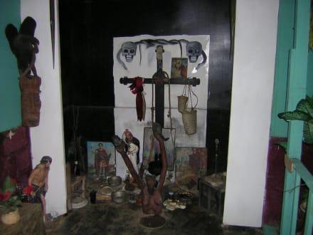 Beim Voodoo  - Priester! - Monstertruck Safari Punta Cana