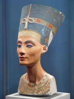 Nofretete im Ägyptischen Museeum Berlin - Ägyptisches Museum