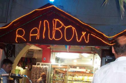 1.Teil - Rainbow Bar