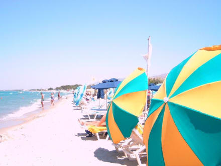Tigaki-Beach - Strand Tigaki