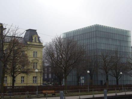 Kunsthaus Bregenz - Kunsthaus Bregenz