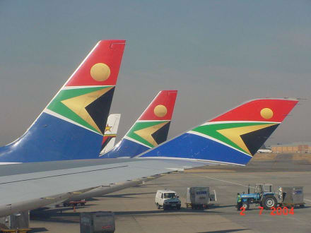 South African Airlines - Transport