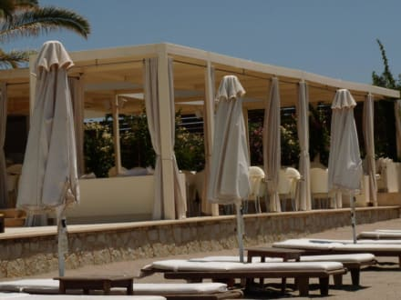 2. Restaurant/Bar direkt am Strand/Pool - Hotel Plaza Resort