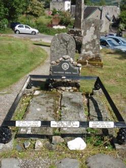 Family Grave of Rob Roy - Balquhidder Church