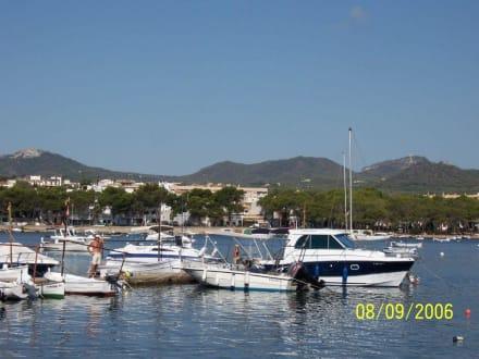 Hafen Porto Colom - Yachthafen Porto Colom