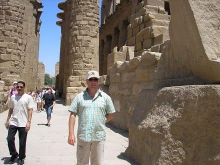Tempel - Horus Tempel Edfu