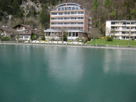 Aussenansicht von Interlaken - Hotel Goldey Swiss Quality Interlaken