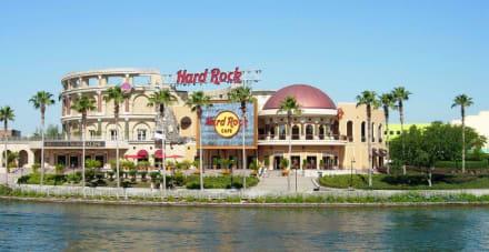 Das grösste Hard Rock Cafe der Welt - Universal City Walk