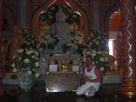 Riesig - Big Buddha
