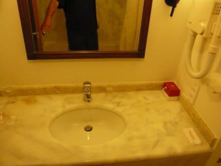 Waschgelegenheit - Hotel WOW Bodrum Resort