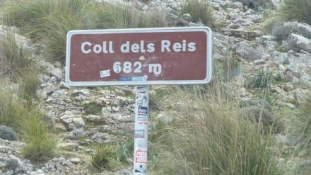 Fahrt über den Paß - Bucht Sa Calobra / Torrent de Pareis