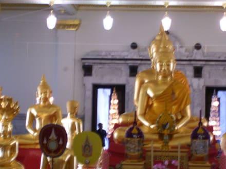 Buddhas - Wat Sothon