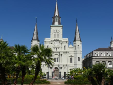 French Quarter - St.Louis Kathedrale