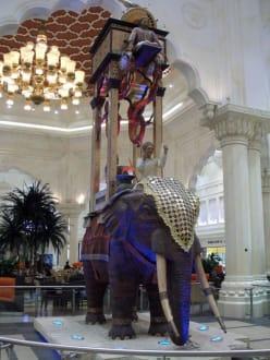 Ibn Batutta Shopping Mall - Ibn Battuta Mall