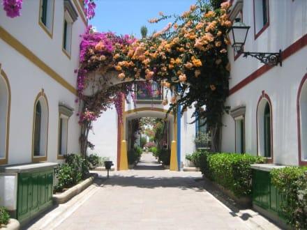 Ein Idyll - Altstadt Puerto de Mogán