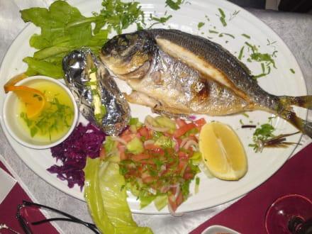 Fisch - Captain Jack Restaurant Bar