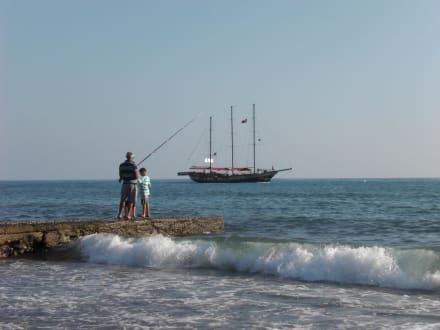 Anglerglück - Strand Keykubat