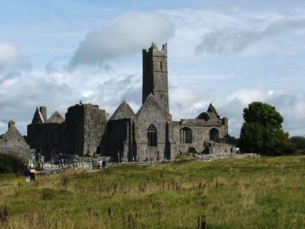 Abbey in Quinn - Quin Abbey