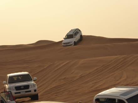 Jeepsafari - Wüstentour Dubai