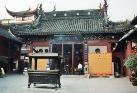 Tempel der Stadtgötter - Tempel der Stadtgötter - Cheng Huang Miao