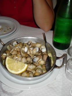 Die Muscheln - Restaurant O Charneco