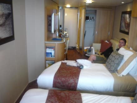 Celebrity Eclipse Cruise Ship Cabins and Suites - TripSavvy