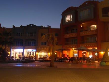 Marina - Yachthafen Hurghada