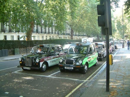 British traffic - Transport